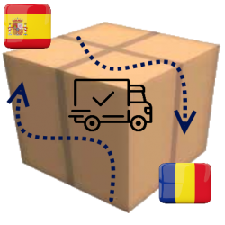 Transport Colete Spania...