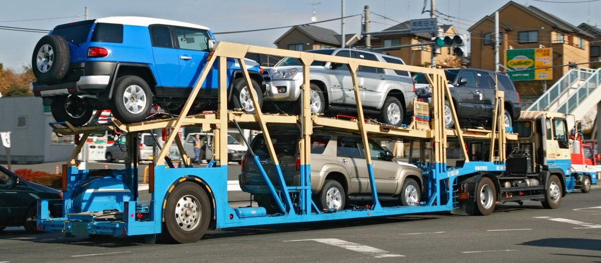 Cu noi vehiculul dvs ajunge la destinatie